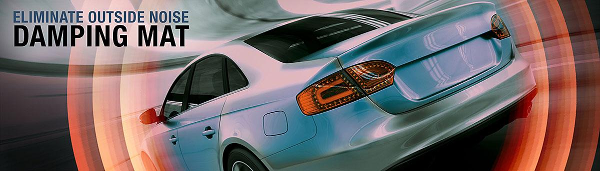 Car Audio Damping Mat