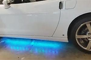 Car Audio Lighting