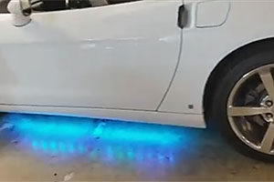 Car Audio Lighting