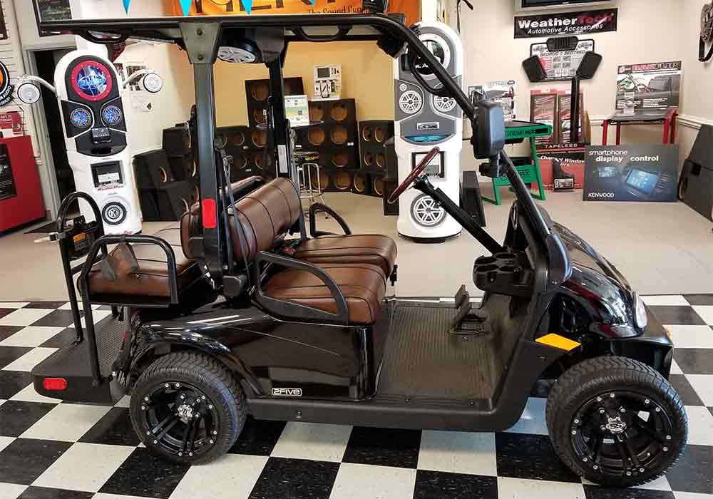 Golf Car Project VB