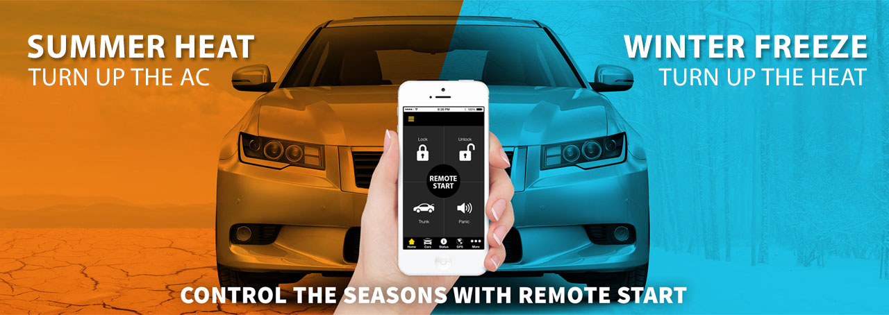 Audio One Car Remote Start