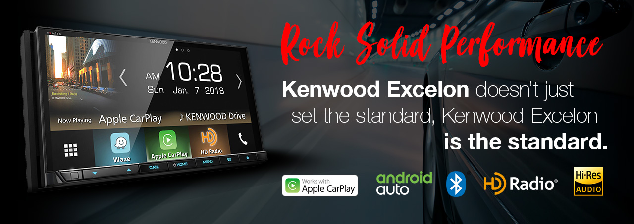 Kenwood Audio One