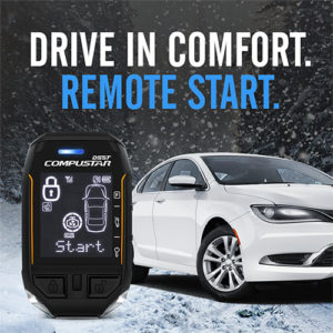 Drive In Comfort. Remote Start.