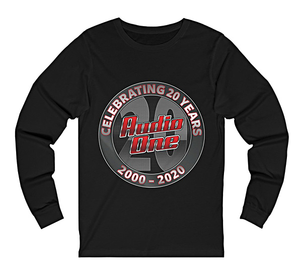 Long Sleeve Audio One T-Shirt Swag