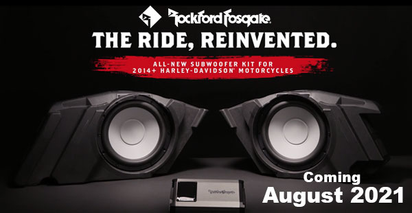 Subwoofer System by Rockford Fosgate
